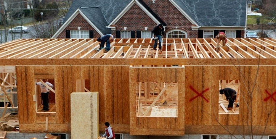 US Housing Starts Surge Up 9.7% In January