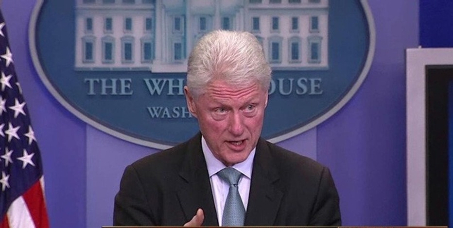 Friday: Former President Bill Clinton visits the White House to promote President Obama's tax compromise with Republicans.