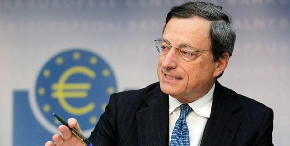 ECB-RATES-DRAGHI/