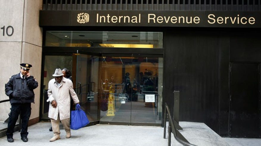 Whistleblower weighs in on IRS scandal