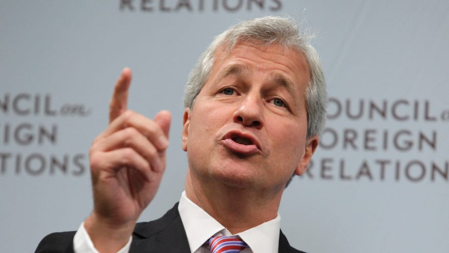 JPMorgan's post-Dimon fate