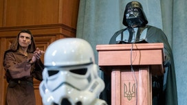 Is Darth Vader Russian?