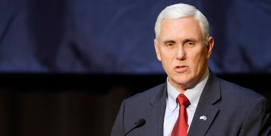 State of State Pence
