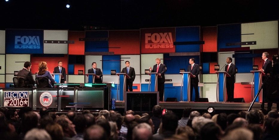 FOX Business Debate, South Carolina Debate, Republican Debate
