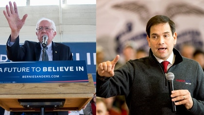 New Poll: Sanders and Rubio Best Bets in 2016 Presidential Race