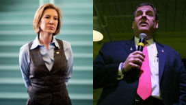 Republicans Christie, Fiorina to Quit White House Bids