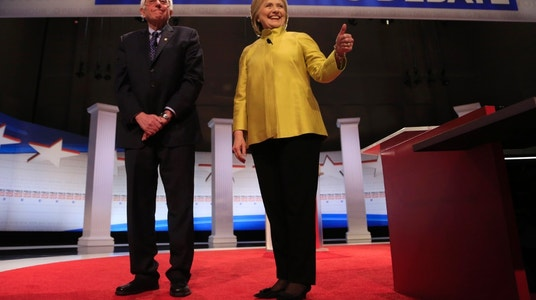 What Millennials Thought of Thursday's Democratic Debate