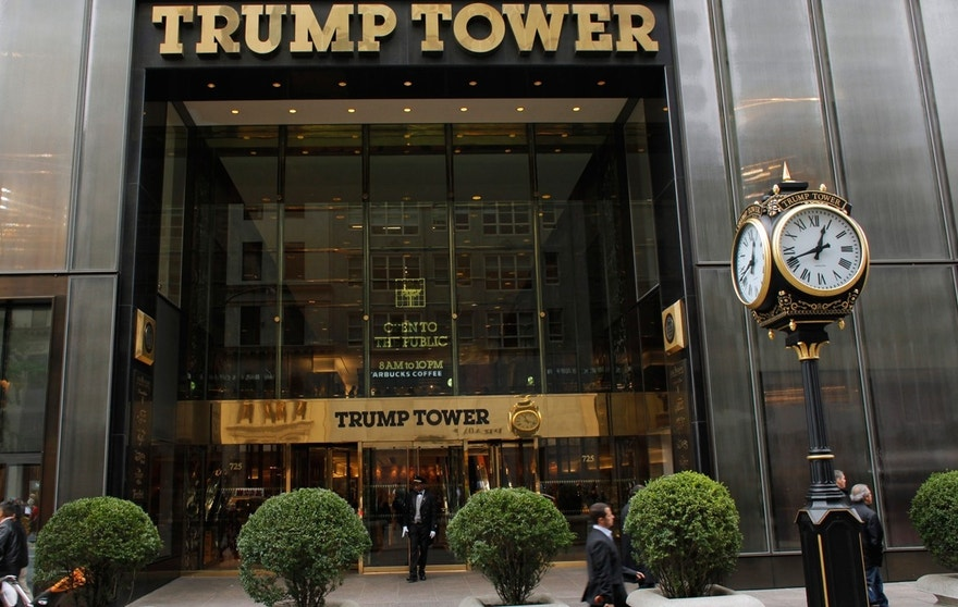 Trump Tower Fifth Avenue FBN