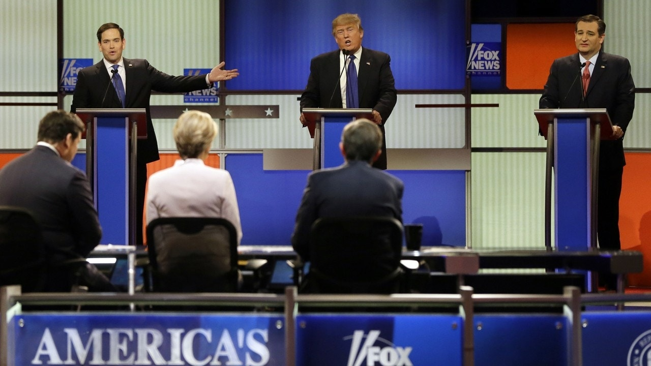 a personal review of a republican debate Review: first 2016 republican presidential debate donald trump won't apologize to the sjws by hunter wallace i watched the whole thing on fox news both the gop little league debate at 5 pm, and the main event at 8 pm.