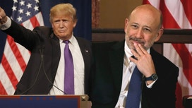 Goldman Sachs Execs Cringe at Trump, Send Cash to RNC Instead