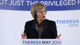 Theresa May to Replace David Cameron as U.K. PM Wednesday