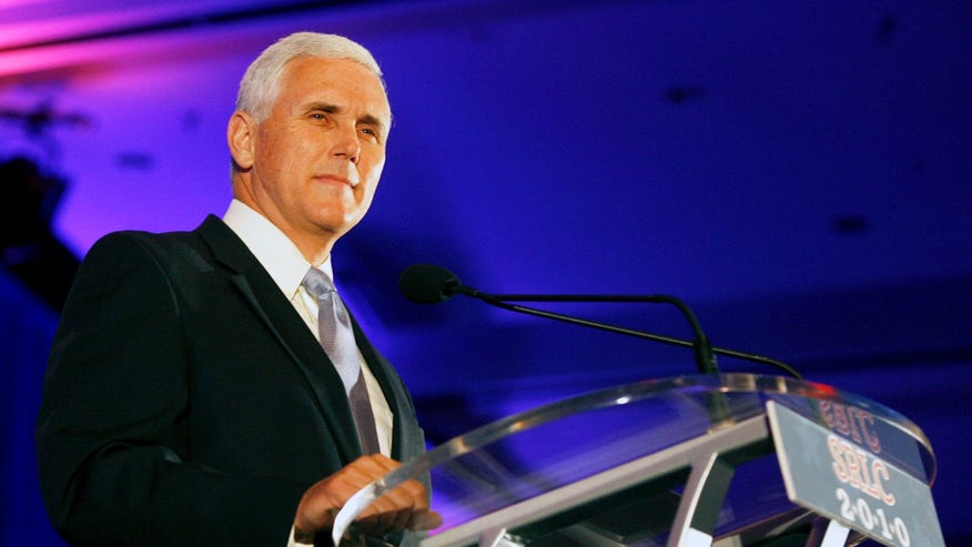 Who is Gov. Mike Pence?