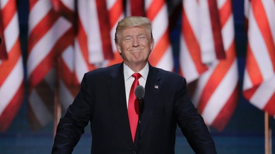 Is Trump Earning Less Than $500K Per Year?