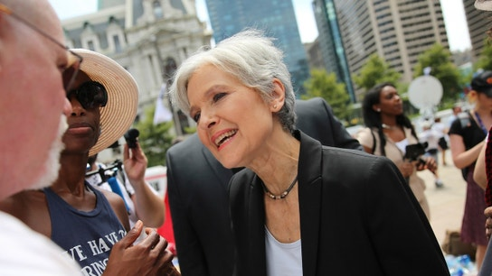 DNC Protesters Tap Jill Stein in Anti-Hillary Push