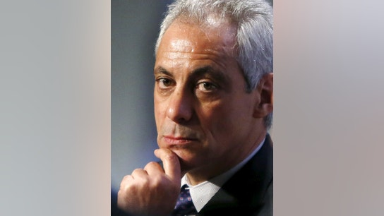 Rahm Emanuel Works DNC in Dialed Down Role