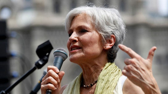 Green Party's Jill Stein Calls for Changes to America's Education System