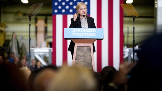 Judicial Watch Pres.: Clinton Broke Promise to Keep Line Between Foundation, State Dept.