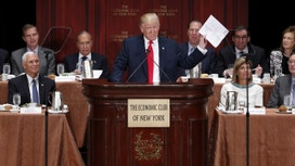 Trump Calls for 4% Growth, Pledges to Create 25M Jobs