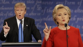 Clinton, Trump Clash Over Race, Experience & Economy in First Debate