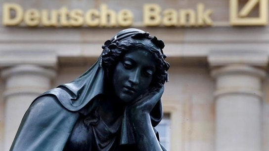 Germany denies preparing Deutsche Bank rescue plan