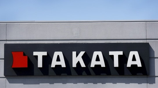 South Korea to widen Takata air bag recall by 110,000 vehicles