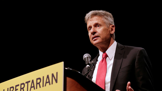 Gary Johnson: Cut the Cable, It's Really Liberating