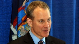 NY Attorney General Schneiderman Takes on Trump
