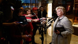 Trump Taps WWE Co-Founder Linda McMahon as Small Business Head