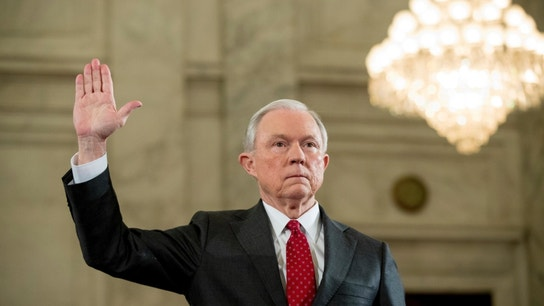 Sessions Defends Civil Rights Record at Confirmation Hearing