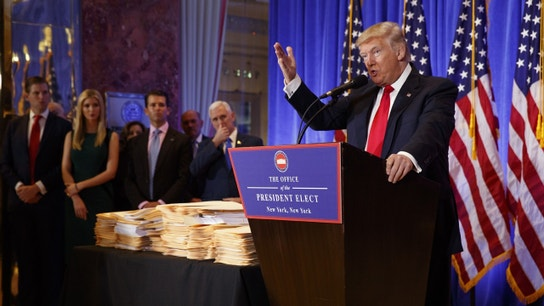 The Highlights: Trump's First News Conference as President-Elect
