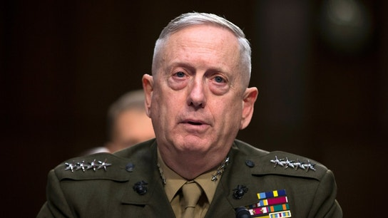 Trump's Pentagon Pick Says U.S. Needs to be Ready to Confront Russia