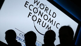 Davos Elites Struggle for Answers as Trump Era Dawns