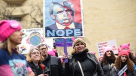 In Challenge to Trump, Women Protesters Swarm Streets Across U.S.