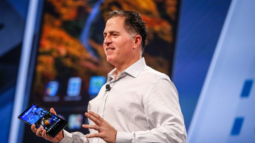 Michael Dell, Founder and CEO of Dell Technologies