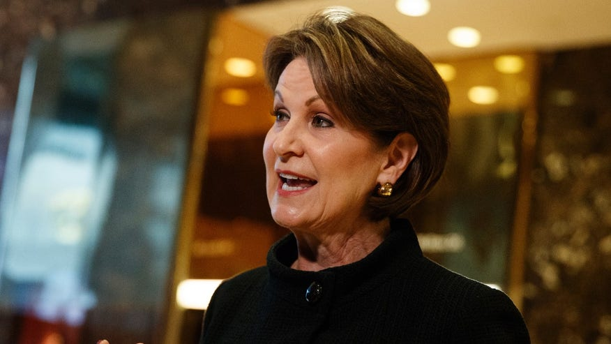 Marillyn Hewson, President and Chief Executive Officer of Lockheed Martin