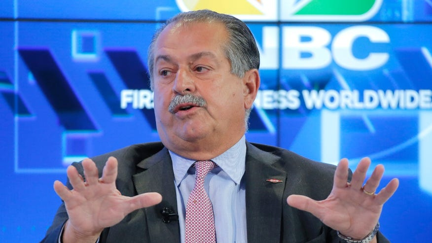 Andrew Liveris, President, Dow Chemical CEO