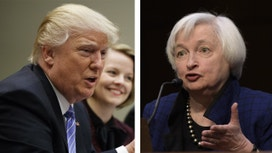 Trump Steals Janet Yellen's Thunder