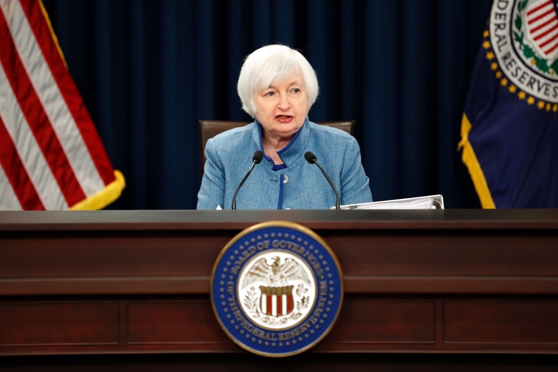 Yellen Signals March Rate Hike and Faster Pace of Future Increases