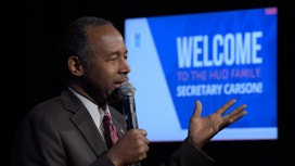 Ben Carson's HUD Working in Harmony With White House On Budget Cuts