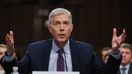 Supreme Court Nominee Stakes Out Independence from Trump