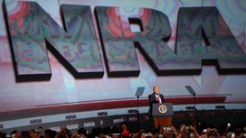 Trump Champions for Gun Rights at NRA Forum
