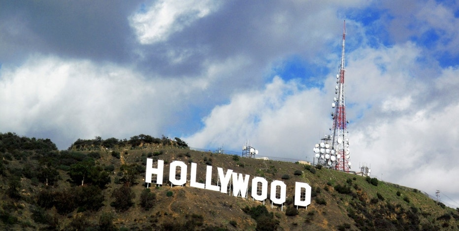Hollywood Sign, Hollywood FBN