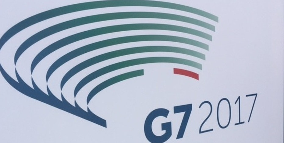 G7 Finance Ministers Meet In Italy