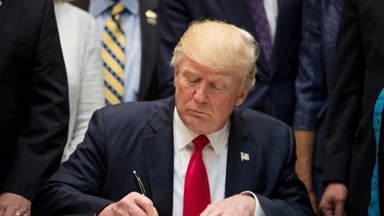 Trump Signs Cyber Security Executive Order