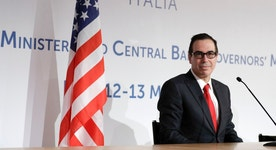 Mnuchin Weaves in Tax Reform, With Trade Talk at G7 Italy