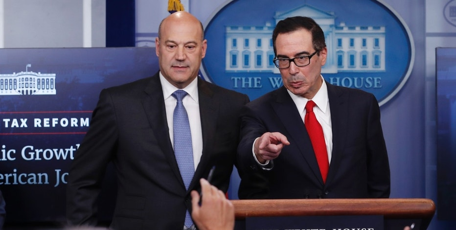 Treasury Secretary says Trump has approved new bank regulator