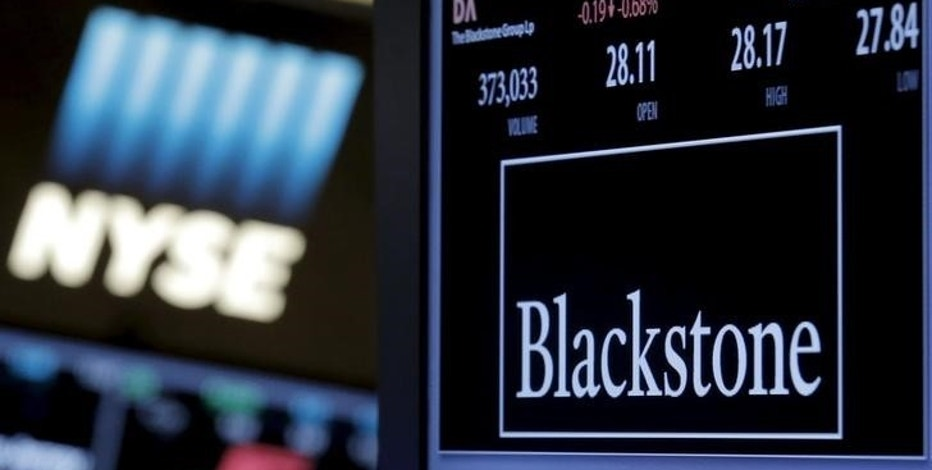 Blackstone making 7+% gains as $40B Infrastructure Plans announced