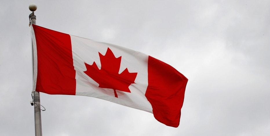 Canadian Flag RTR FBN
