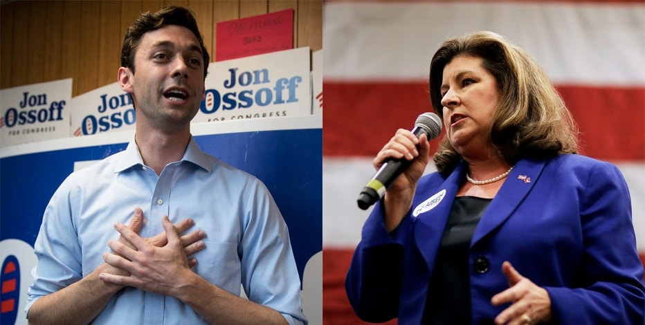Republican Karen Handel avoids upset in key congressional election in Georgia