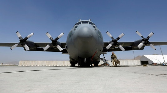 As U.S. weighs Afghan strategy, hopes set on fledgling Air Force